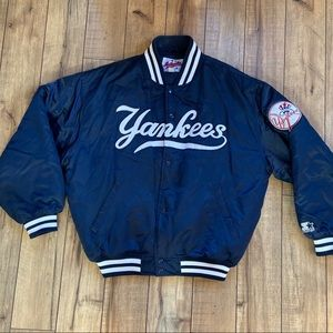 NY Yankees 1998 World Series Starter jacket XL MLB
